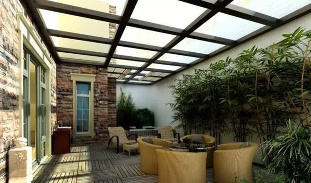 阳光房不是玻璃房那么简单,你不知道的阳光房设计报价
