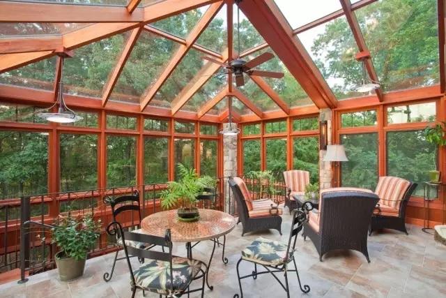 看了那么多好看的阳光房,那你知道阳光房设计是怎么做的吗?