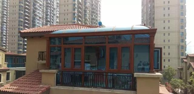 铝合金门窗, 阳光房如何才能夏天不热,冬天不冷,私密温馨呢?