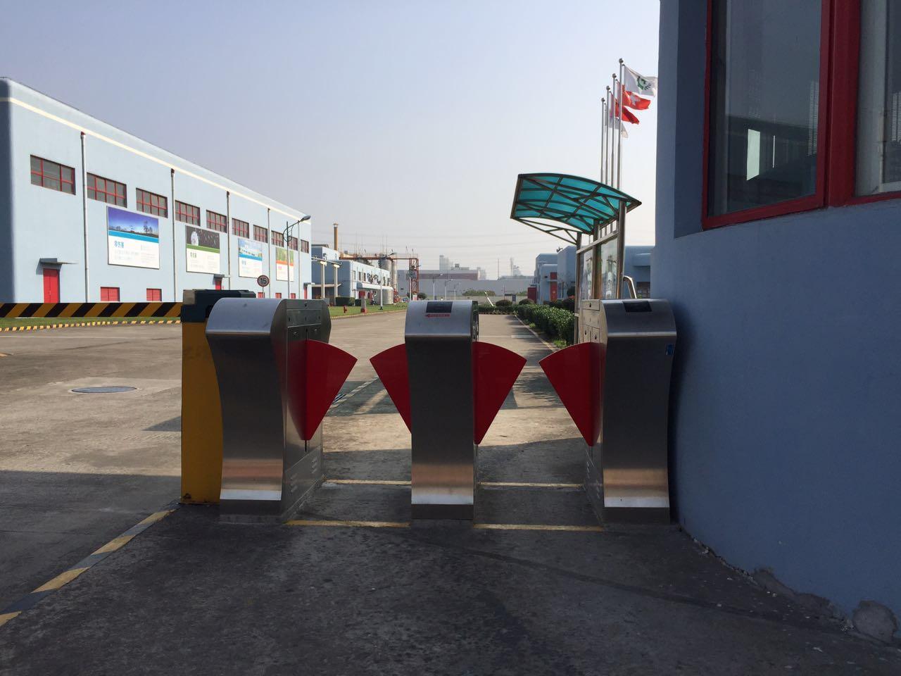 先正达(苏州)作物保护有限公司翼闸人行通道管理系统
