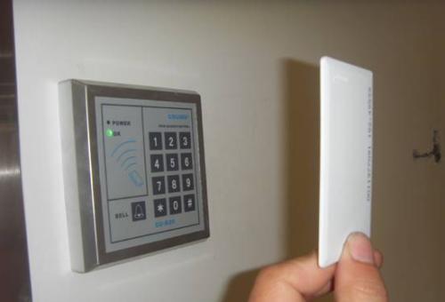 门禁系统的应用