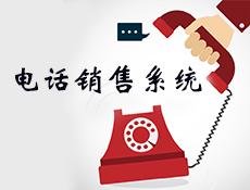 什么是电话销售系统