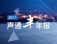 声通2017半年报:整体业绩显著提升,云呼叫中心收入利润大幅增长