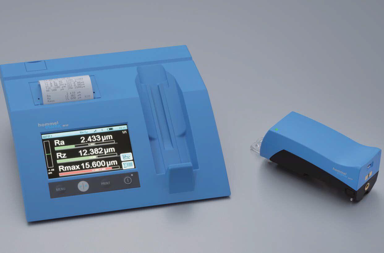 便携式粗糙度测量仪Hommel W10