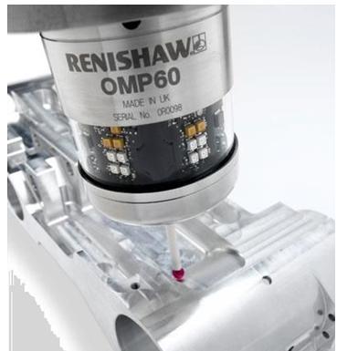 雷尼绍机床测头RMP60