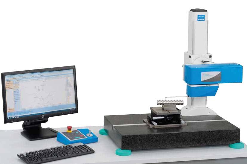 Hommel粗糙度轮廓仪-T8000SC