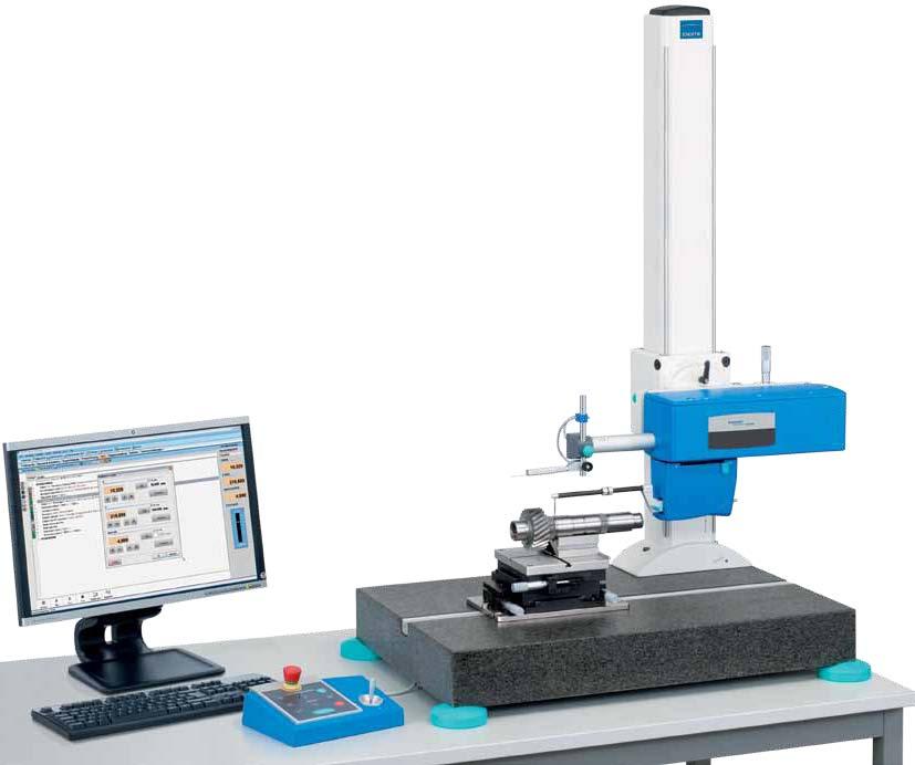 Hommel粗糙度轮廓仪-T8000RC
