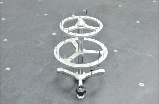 三坐标测针支架