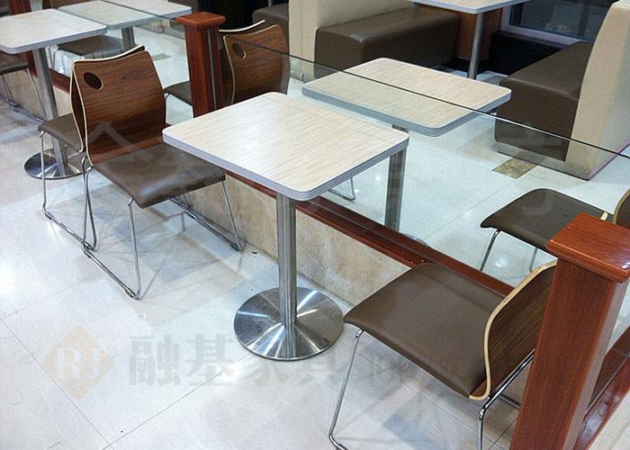 苏州融基家具快餐桌椅
