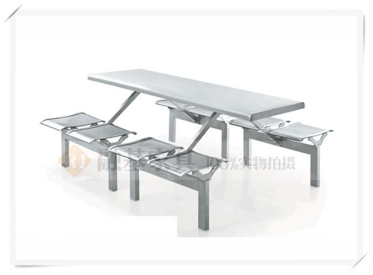 不锈钢食堂餐桌椅