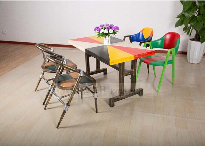 融基家具实木餐桌椅
