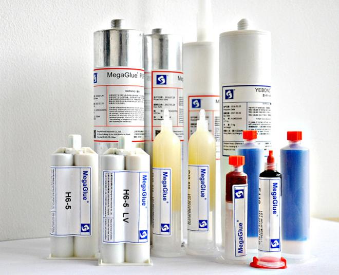 环氧树脂型导热胶