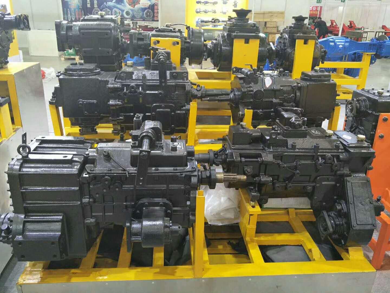 汽车及轮挖车分动箱系列