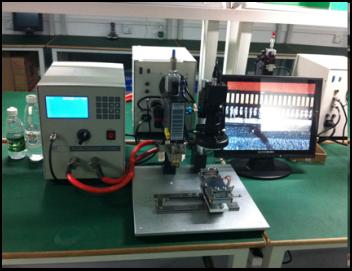 HB線材焊接機