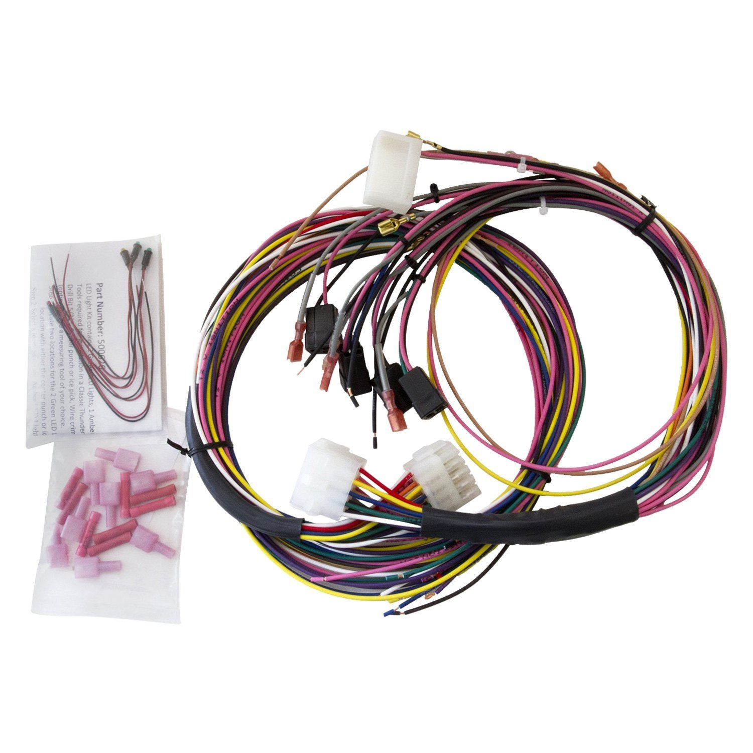 Customized Automotive Wiring Harness Cable Assembly Wire