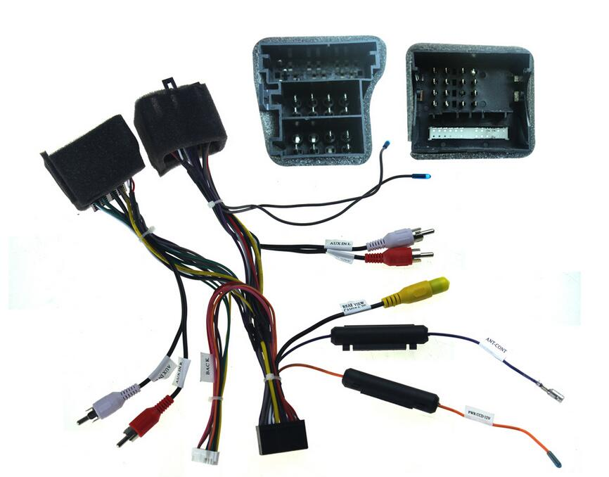 Customized Automotive Wiring Harness Cable Assembly