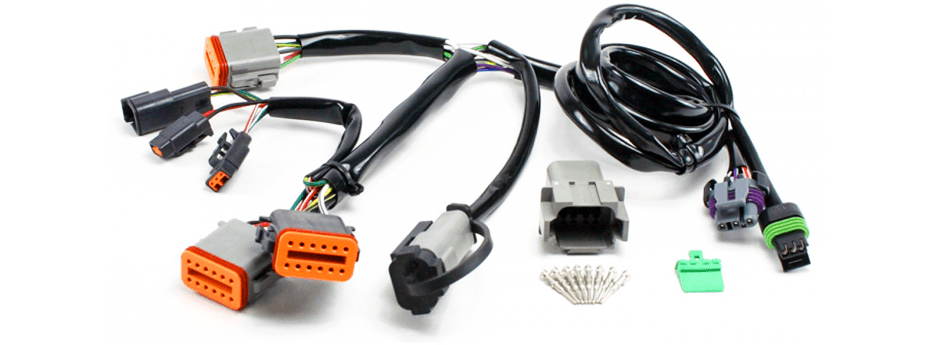 RCD-MC506E 锂电池采集线束