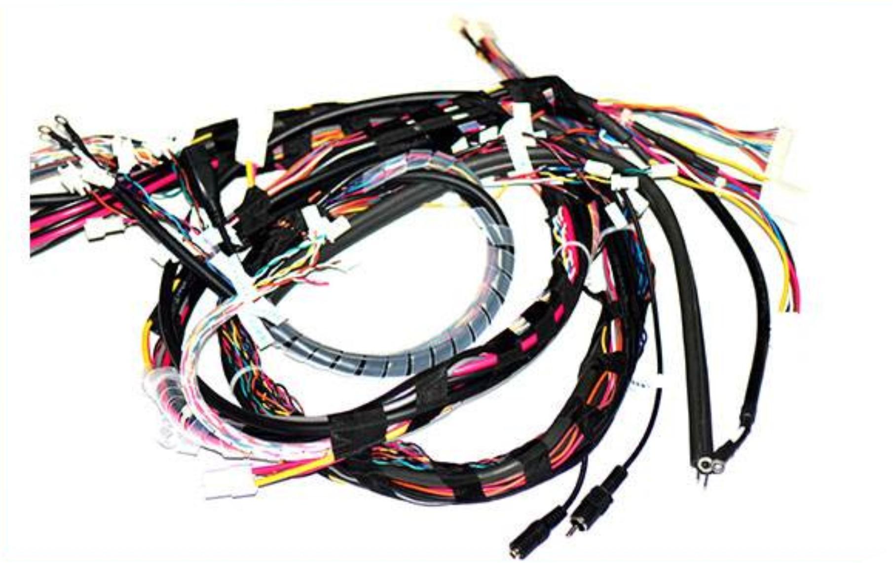 RCD-MC780 電子線束