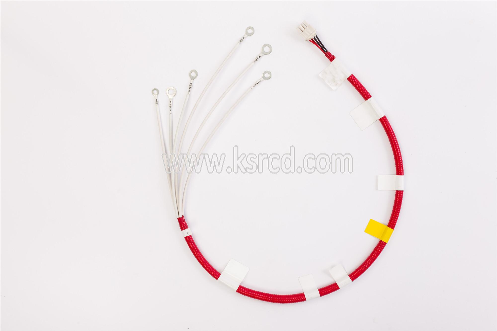 RCD-MC516E 锂电池BMS控制线束