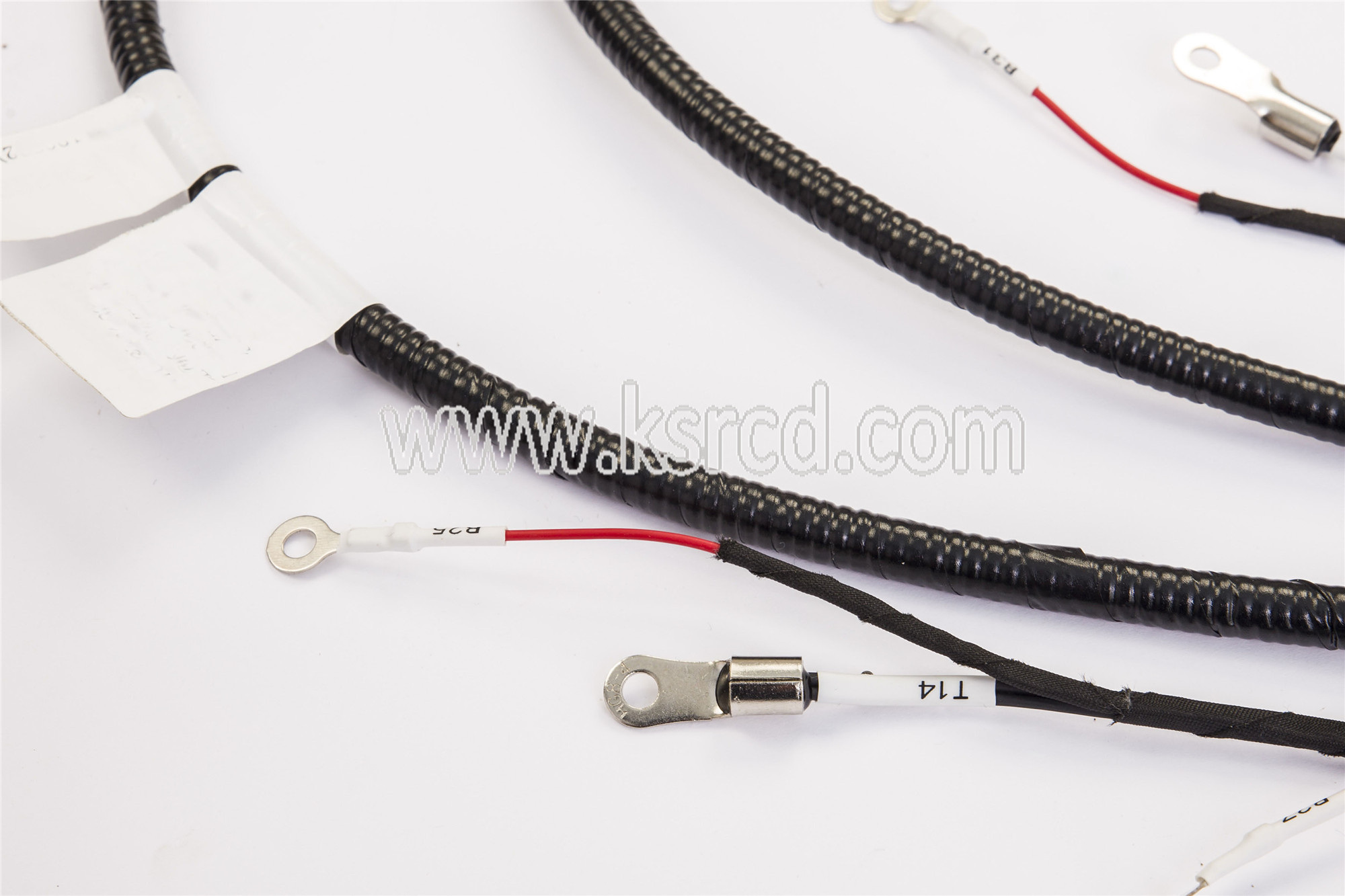 Extension cable 54pin for ford sync electrical automotive apim connector extension cable wire harness with RCA