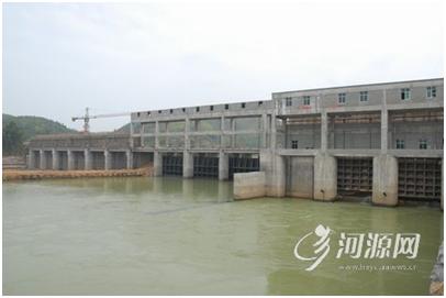 廣西稔底水電站項目