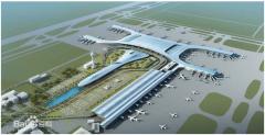 郑州新郑机场第二航站楼项目