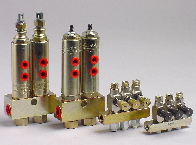 单线系统注油器(油脂用)