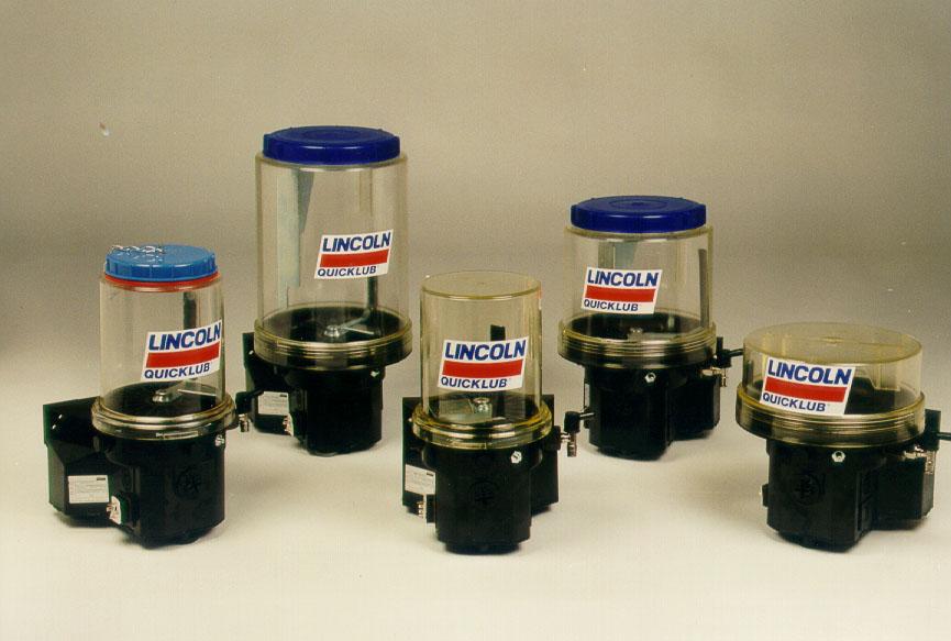 P203系列电动润滑泵
