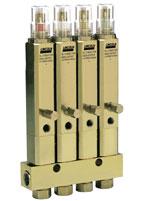 单线系统注油器(NLGI2#高粘度油脂专用)