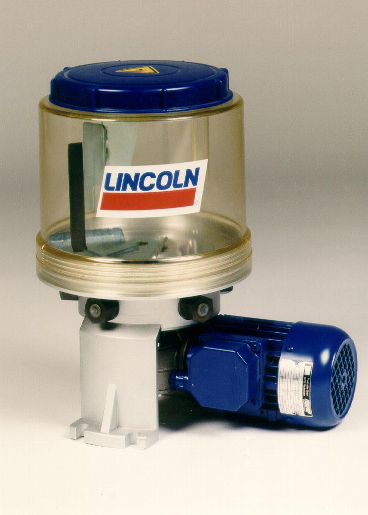 P205系列电动润滑泵