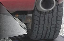轮胎压力体系