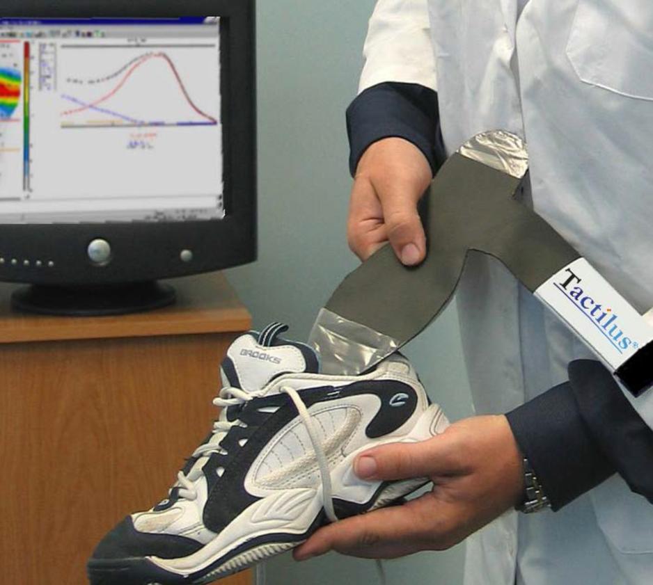 FOOT INSOLE鞋垫式足底压力分布体系