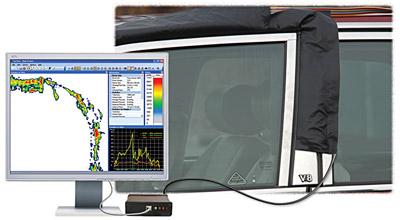 SPI TACTILUS汽车门封精密性压力分布测试系统