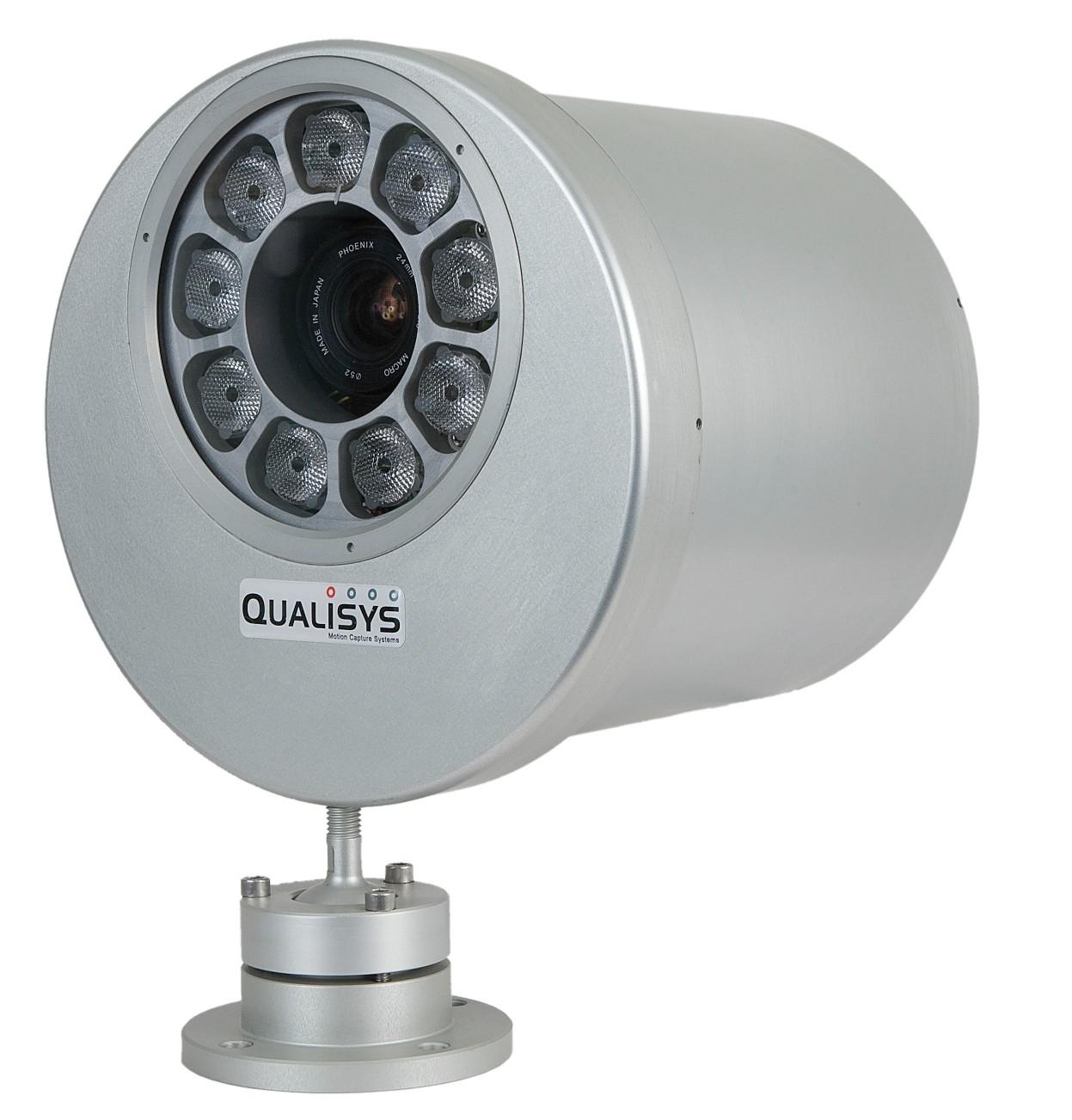 OQUS水下运动捕捉体系