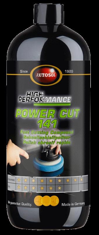 Autosol Power Cut 140快速切割抛光剂