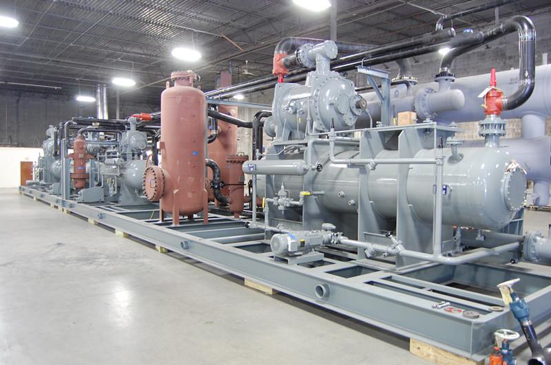 二氧化碳液化回收系统