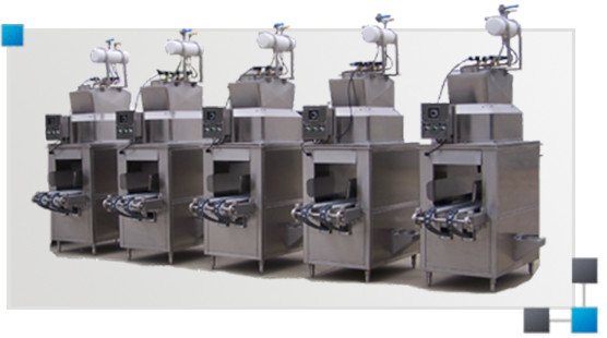 CO2 Snow Applications Equipment