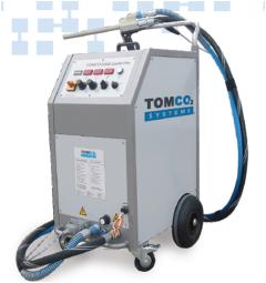 TOMCOJET 2008 Combi Pro complete干冰清洗机