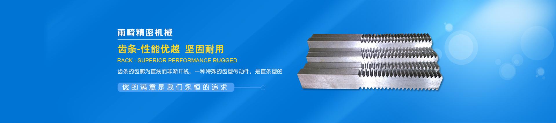 上海雨畸精密机械有限公司