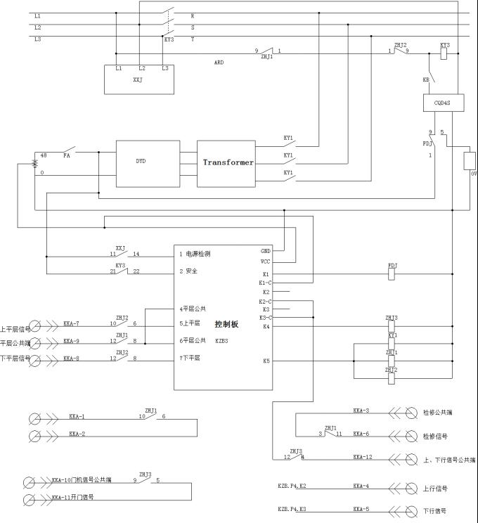 首页 产品中心 电梯应急供电装置  继电器zhj1:zhj1上有四组触点,第一