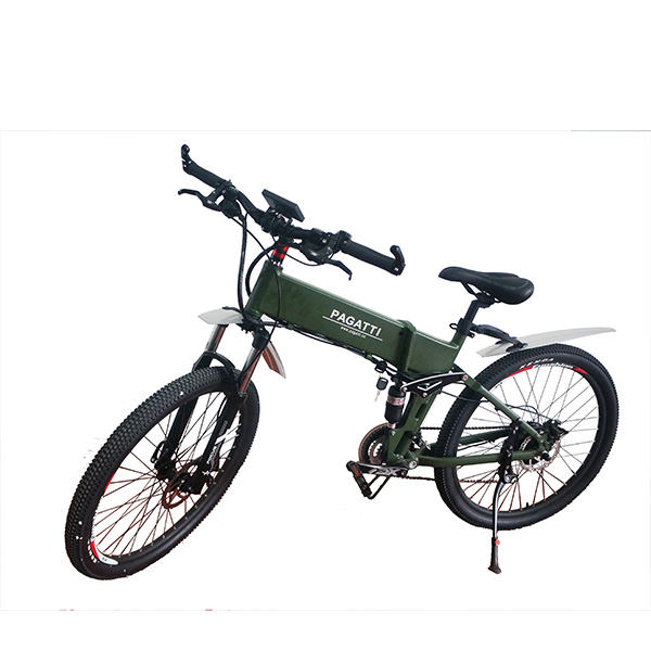 悍马山地自行车