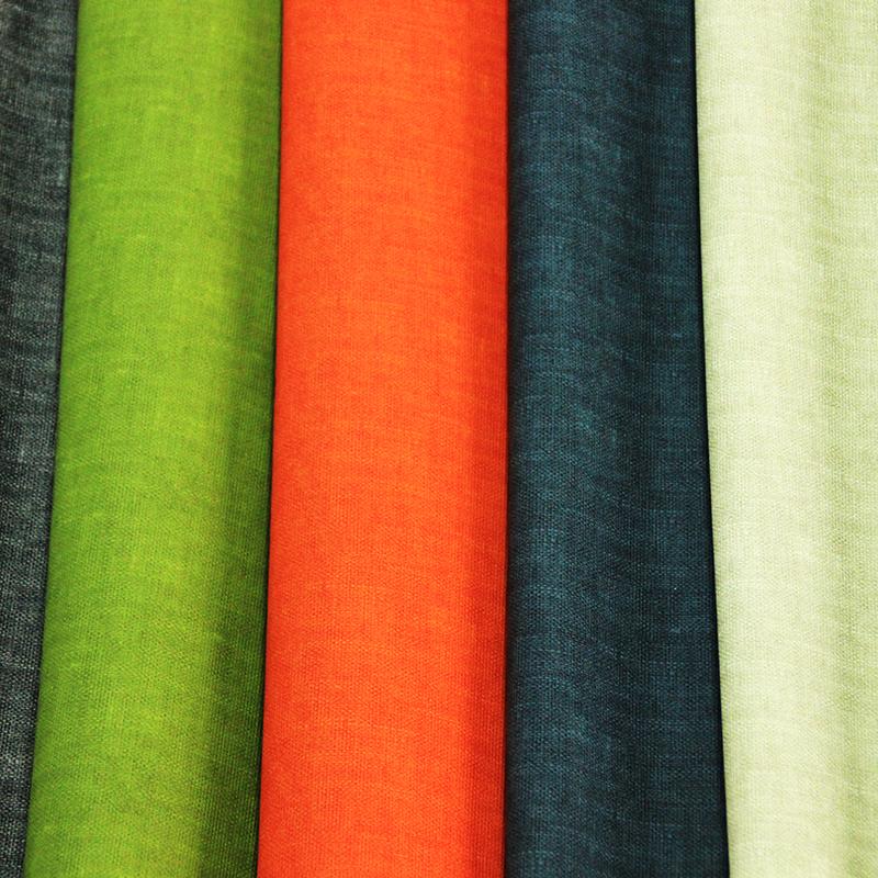 编织纹沙发革半PU