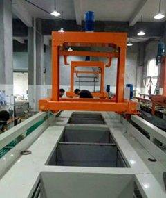 龙门式滚镀生产线1