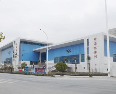 甘肃陇南市体育中心幕墙立面系统(灾后重建项目)经典案例