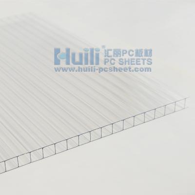 PC防雾滴阳光板