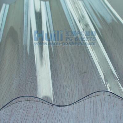 PC温室波纹板