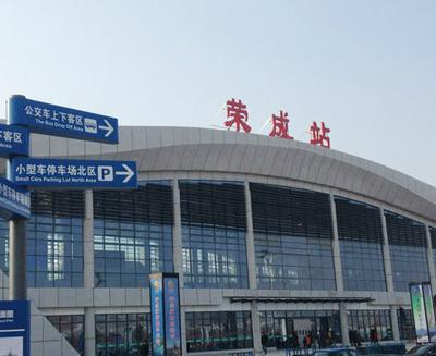 高铁青荣城际沿线7站采光顶【应用案例】