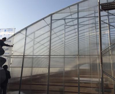 甘肃兰州市榆中县康源农业合作社应用案例