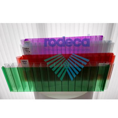 德国Rodeca聚碳酸酯墙板系统