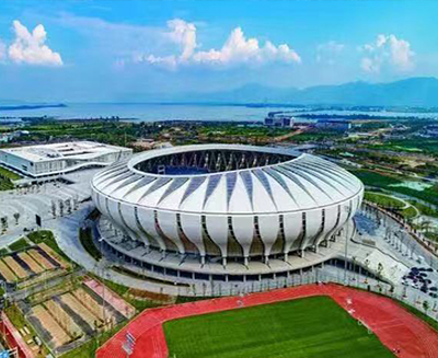 黄石奥体中心主体育场【应用案例】